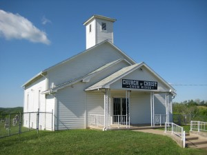 Crum Ridge Church of Christ Building